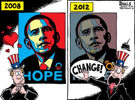 Hope and Change 2.0