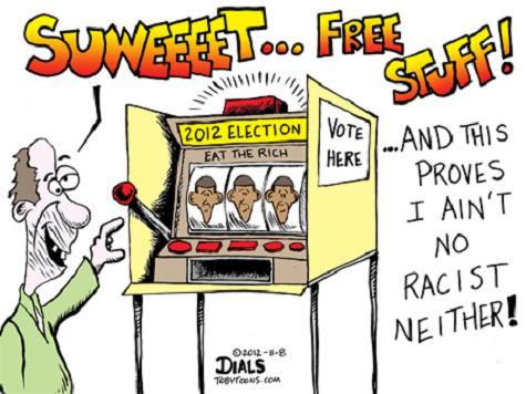 The 2012 U.S. Electorate