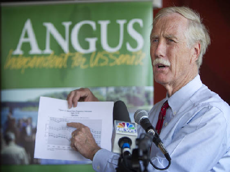 Angus King: How to Waste Money in Maine