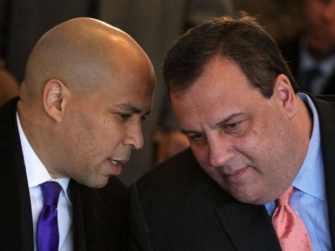Report: White House 'Convinced' Booker Not to Challenge Christie