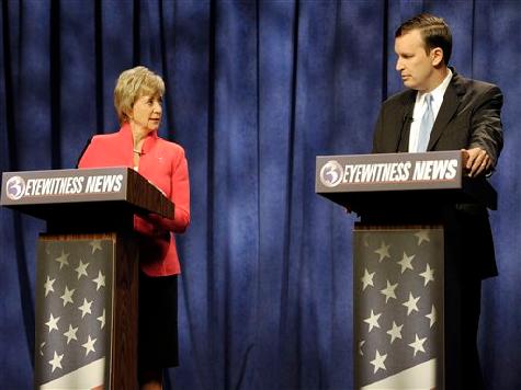 CT Senate Poll: Linda McMahon (R) Tied With Democrat
