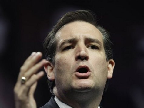 Texas Senate Candidate Ted Cruz Fires Up Red State Gathering