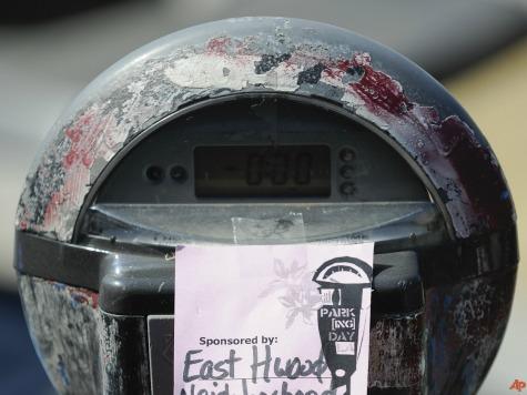 LA: Cars Parked at Broken Meters Still Ticketed