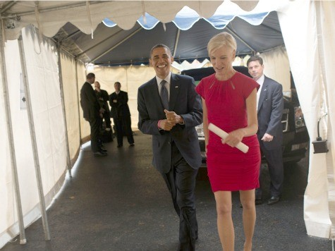Planned Parenthood Head Campaigns for Obama