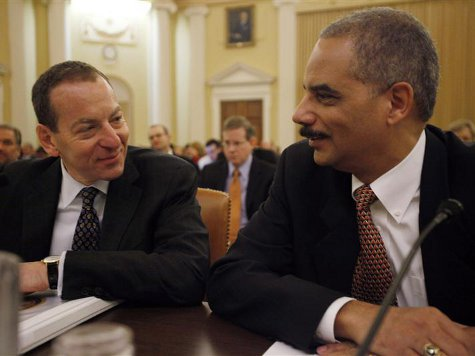 Holder's Deputies Planted Seeds for Operation Fast & Furious