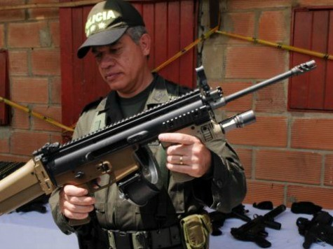 Univision Finds More Weapons Linked to Fast & Furious