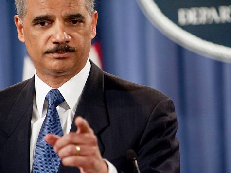 Eric Holder Targets Banks: 'No Such Thing as Too Big to Jail'