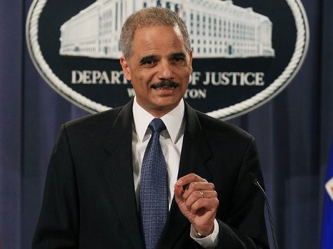 DOJ Retracts Holder's 'Inadvertent' False Statement to Congress