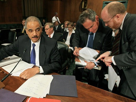 Holder: Email with Words 'Fast & Furious' Not Referencing Fast & Furious