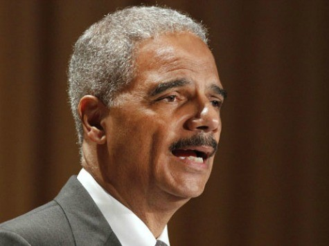 Eric Holder Hints at U.S. Ground Troops Going into Syria