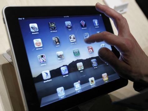 LA High Schools Confiscate iPads