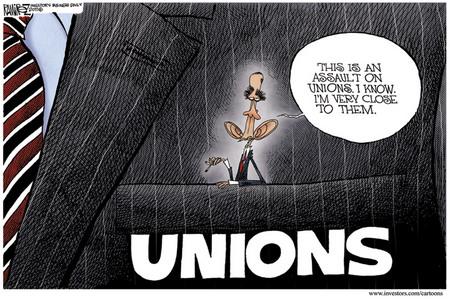 AFL-CIO May Swing Ohio For Obama