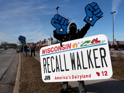 Union Bosses Backing Walker Recall Rake in Six-Figure Salaries from Taxpayers