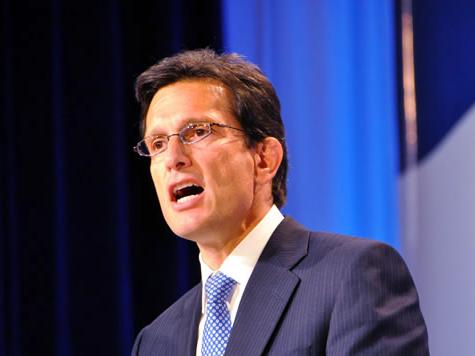 Eric Cantor Makes First Move to Unseat Boehner in 'Fiscal Cliff' Kabuki Theater