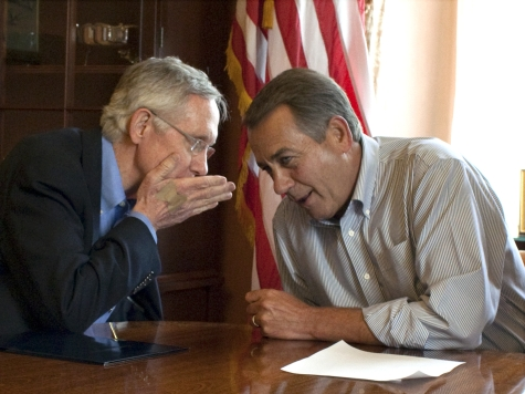 Boehner to Reid: 'Go F— Yourself'