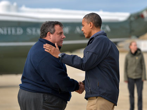 Christie: 'Shame' on Boehner, Republicans on Sandy Relief