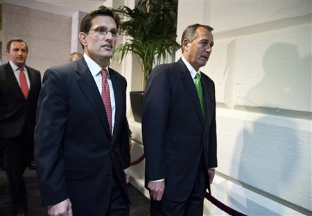 """Bigger Fights Loom After """"Fiscal Cliff"""" Deal"""