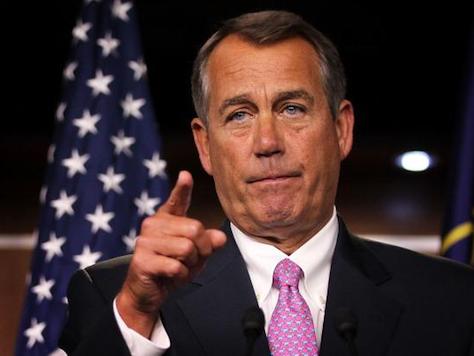 Congressman: Last Minute Drop Outs Foiled Boehner Rebellion