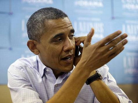 Obama Phones Boehner to Congratulate Him on Re-Election as Speaker
