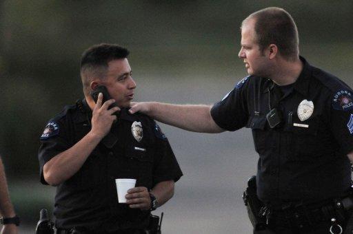 Four shot dead in Aurora, CO