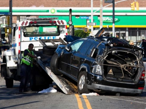 Fed Gov: Annual Auto-Related Deaths Three Times Higher than Gun-Related Deaths