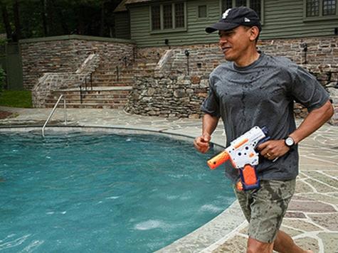 Obama Exploits Sandy Hook to Push Gun Control Agenda