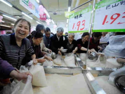 World View: China Quadruples Rice Imports for No Apparent Reason