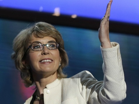 Former Lawmaker Giffords Launches Gun Control Initiative