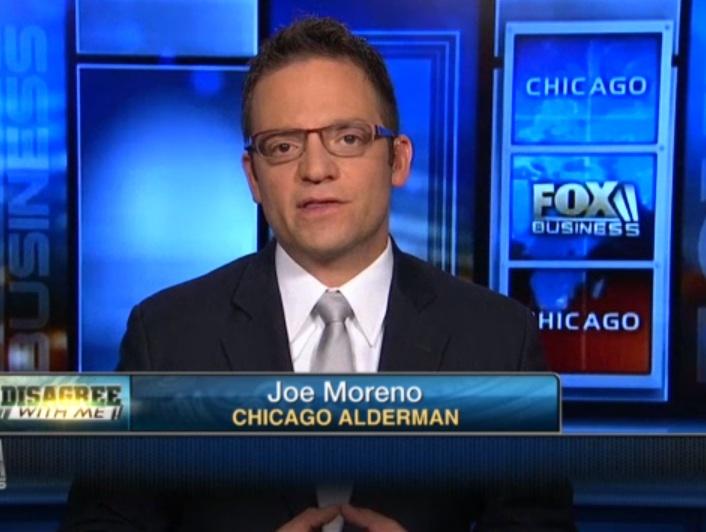 Chicago Alderman Moreno: 'We Already Do' Infringe Second Amendment