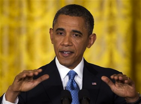 Obama: I Won't Pay 'Ransom' to Avoid Debt Ceiling Crisis