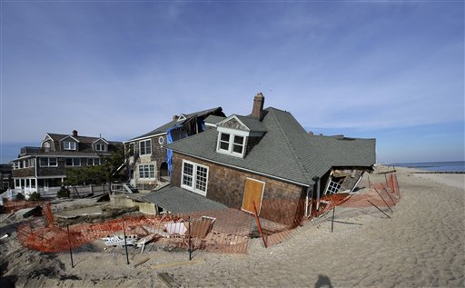 House Plans Votes on Sandy Aid Package