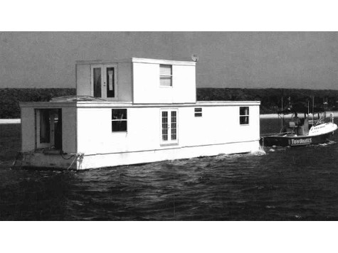 SCOTUS: Federal Courts Lack Jurisdiction over Floating Houses