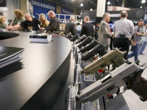 'We Are Not the Evildoers': 60,000 Flock to Las Vegas Gun Show