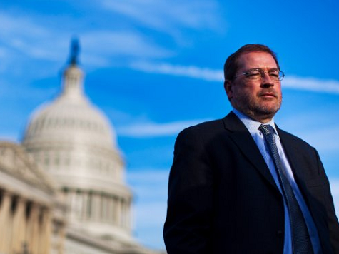 Norquist: Fiscal Cliff Deal Was Tax Hike Nobody Voted For