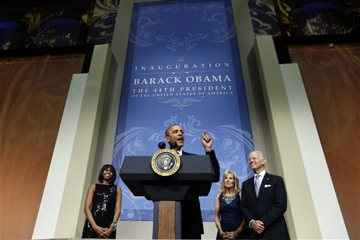 Republicans Upset Over Obama's Lack of Inaugural Bipartisanship