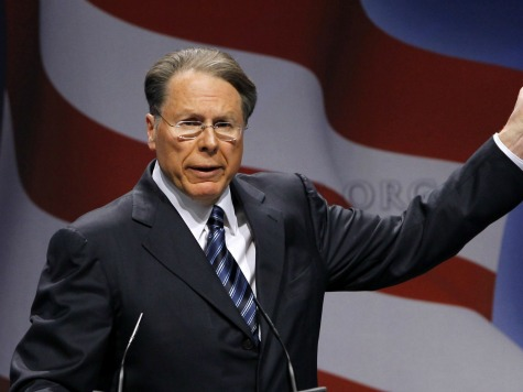 Wayne LaPierre at NRA Forum: Expect 'Bare-Knuckled Street Fight' for American Freedom