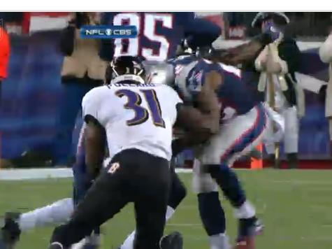 Ravens Coach: Pollard Head-to-Head Hit on Ridley 'Football at its Finest'
