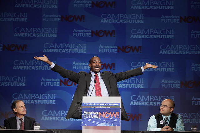 Exclusive – Van Jones: Inaugural Address Proves Obama's a 'Communitarian'