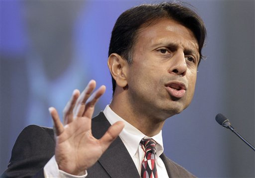 Bobby Jindal Is Only Half-Right About the GOP