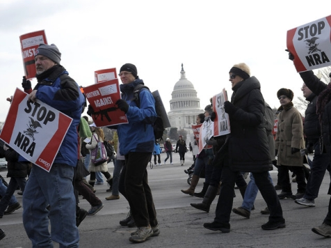 Gun Control Rally: Nearly 1,000 People vs. Thousands