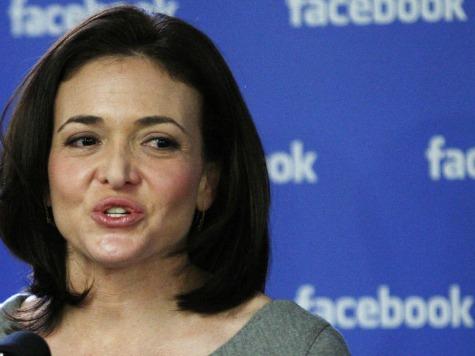 Facebook Chief Sandburg: Women Still Face Stereotypes in Business