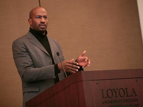 Loyola Students: Professor Required Us to Attend Van Jones Lecture