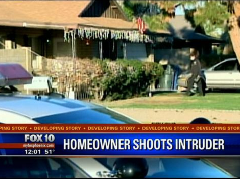 Three Home Invasions Stopped Because of Guns