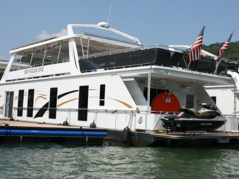 Al Gore: 'I Walk the Walk' with Solar-Powered House Boat