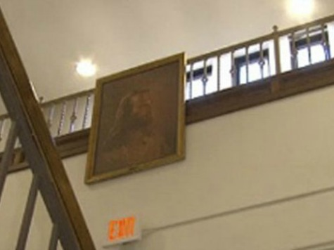 ACLU Sues to Remove Jesus Picture from OH School