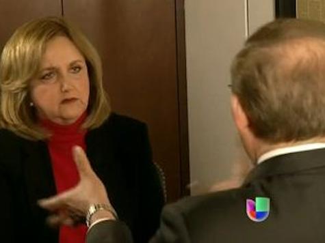 Univision Grills Menendez Over Alleged Sex Scandal