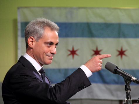 Rahm Emanuel: I Was Born a Poor Black Child