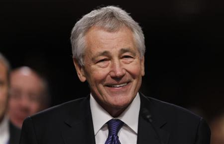 Senate Panel Plans Vote on Hagel for Tuesday