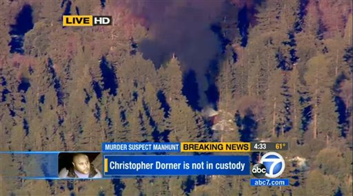 Report: Christopher Dorner Burned to Death