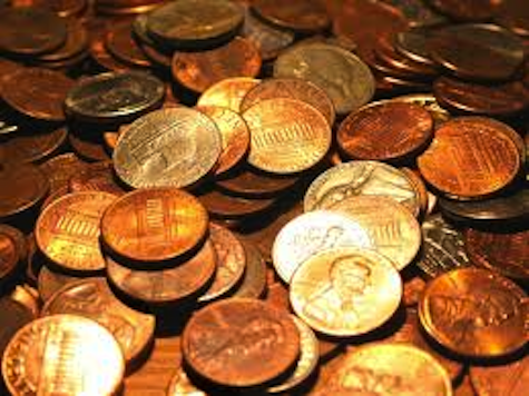 Obama's Uncuttable Spending: Loses $70M on Producing Pennies